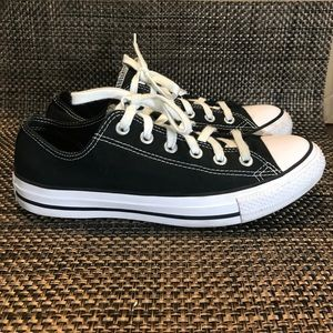 CONVERSE Double Tongue 9 Checked Canvas Shoes Low